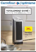 Prospectus Carrefour : Totalement givré ! Petits prix & qualité