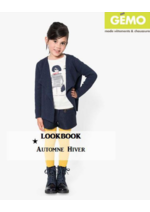 Promos et remises  : Lookbook automne-hiver fille
