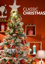Promos et remises  : Inspiration : Classic Christmas