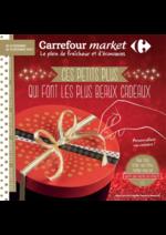 Prospectus Carrefour Market : Ces petits plus qui font les plus beaux cadeaux