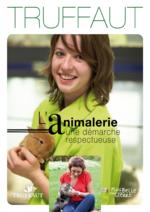 Catalogues et collections Truffaut : L'animalerie une démarche respectueuse