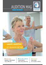 Journaux et magazines Audition Conseil : Audition Mag automne hiver 2016-2017