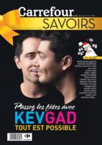 Journaux et magazines Carrefour : Carrefour savoirs