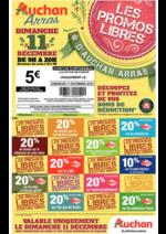 Prospectus Auchan : Les promos libres