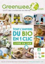 Prospectus Carrefour : Tout l'univers du BIO en 1 clic