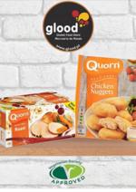 Promoções e descontos  : Nova gama Quorn