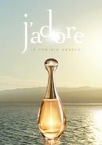 Catalogues et collections Beauty Success : J'adore... Dior !
