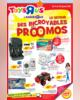 ProspectusToys R Us- Le retour des incroyables promos