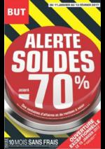 Promos et remises  : Alerte soldes jusqu'à -70%