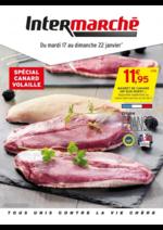 Prospectus Intermarché Super : Spécial canard volaille