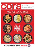 Prospectus Cora : Nouvel-an chinois