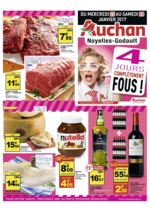 Prospectus Auchan : 4 Jours Fous