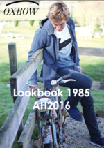 Promos et remises  : Lookbook 1985 AH2016