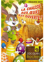 Promos et remises  : Pâques 2017 : la chasse aux œufs est ouverte !