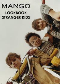 Catálogos e Coleções MANGO Torres Vedras : Lookbook Stranger kids