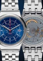 Catálogos e Coleções Swatch : Não perca o Sistem51 Irony