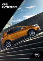 Promos et remises  : Opel Entreprises
