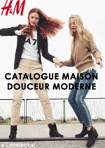 Catalogues et collections H&M : Lookbook femme Nouveaux horizons