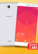 Catalogues et collections ELECTRO DEPOT : Smartphone Hisense à 99,98€