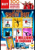 Promos et remises  : Le méga show But