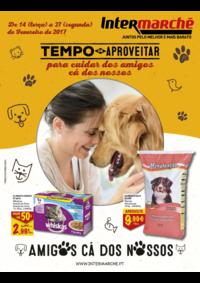 Folhetos Intermarché Super Montijo : Especial Animal