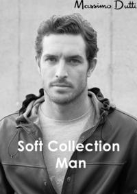 Catálogos e Coleções Massimo Dutti Women Men Montijo : Soft Collection Man