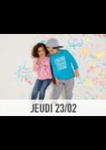 Promos et remises Lidl : Mode enfant
