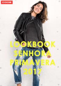 Catálogos e Coleções New Code Barreiro : Lookbook Senhora primavera 2017