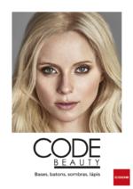 Catálogos e Coleções New Code : CODE Beauty Maquilhagem a preços irresistíveis!