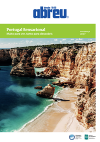 Catálogos e Coleções Viagens Abreu Barreiro : Portugal Sensacional