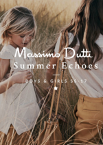 Catalogues et collections Massimo Dutti : Lookbook Summer Echoes