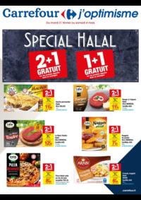 Prospectus Carrefour GENNEVILLIERS : Spécial Halal