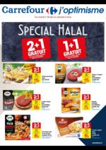 Prospectus Carrefour : Spécial Halal