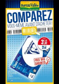Prospectus Bureau Vallée - Amiens : Comparez vous même avant d'acheter !
