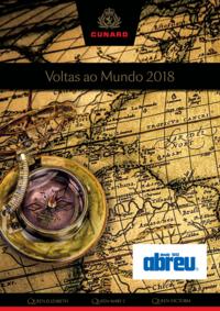 Catálogos e Coleções Viagens Abreu Porto Aliados : Voltas ao Mundo 2018