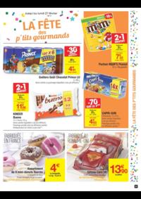 Prospectus Carrefour CHARENTON LE PONT : La fête des p'tits gourmands