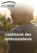 Promos et remises  : Lookbook des ambassadeurs