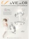 La vie en or : mariage