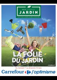 Prospectus Carrefour CHARENTON LE PONT : La folie du jardin