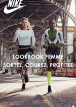 Promos et remises  : Lookbook femme Sortez, Courez, profitez