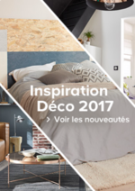 Catalogues et collections Castorama : Inspiration Déco 2017