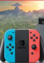 Catalogues et collections Micromania : Nintendo Switch, la console à emmener partout