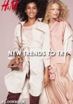 Promoções e descontos  : Lookbook New Trends To Try
