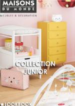 Catalogues et collections Maisons du Monde : Collection junior