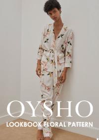 Catálogos e Coleções Oysho Torres Vedras Arena : Lookbook Floral Pattern