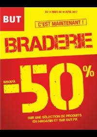 Prospectus But Redon : Braderie jusqu'à -50% sur une sélection de produits