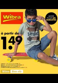 Prospectus Wibra Bredene : Mode pour les robustes