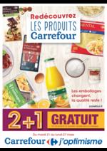 Prospectus Carrefour : Redécouvrez les produits Carrefour