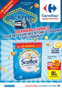Prospectus Carrefour BERCHEM STE AGATHE : Hyper jackpot