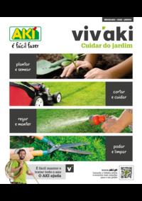 Folhetos AKI Barreiro - Coina : Cuidar de Jardim